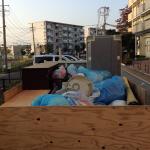 整理処分をしてまいりました。~神戸市須磨区~