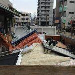 1トントラック分まるごと処分 ~神戸市東灘区森南町~