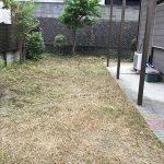 空き家の草刈りと剪定に行かせていただきました!~川西市鴬の森町~